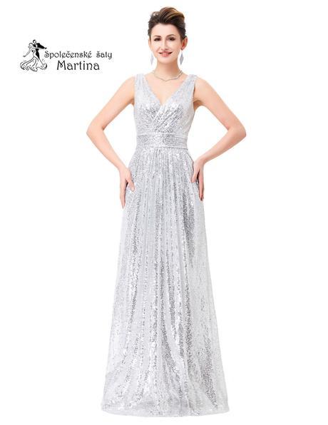 Spoločenské-maturitné-plesové šaty , 44