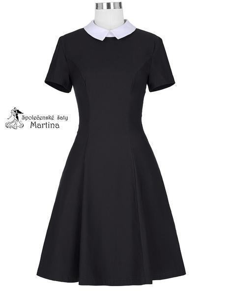 Spoločenské šaty - Koktejlové šaty - Koktejlky, S