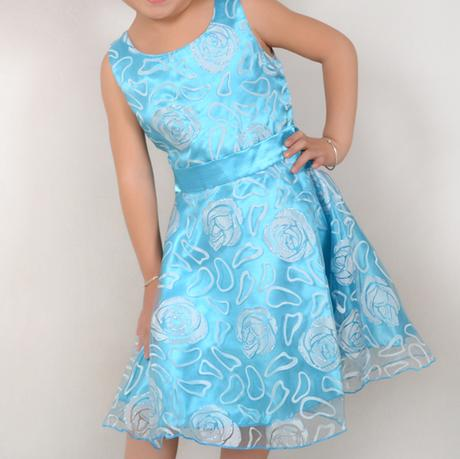 Spoločenské šaty pre družičku 3-12 rokov , 110