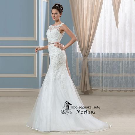svadobné šaty, 50