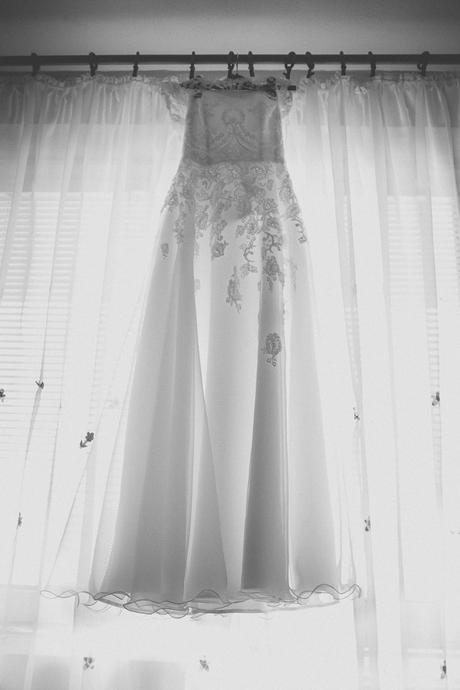 Biele čipkované svadobné šaty, 35