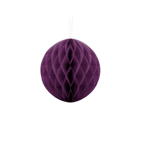Honeycomb Ball fialová - 10cm,20cm a 30cm,