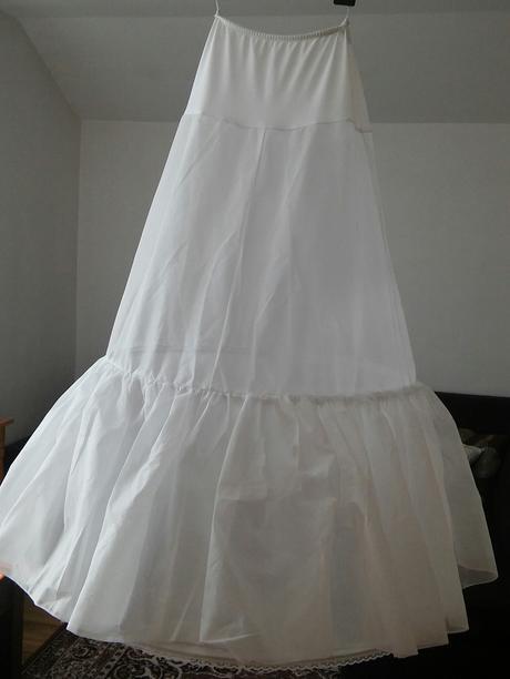 2-kruhová spodnica - biela,