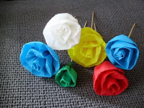 Krepové růže,
