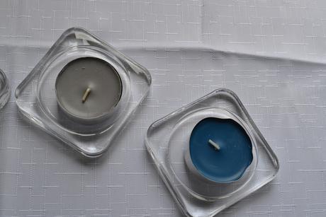 Podtácky pod svíčky,