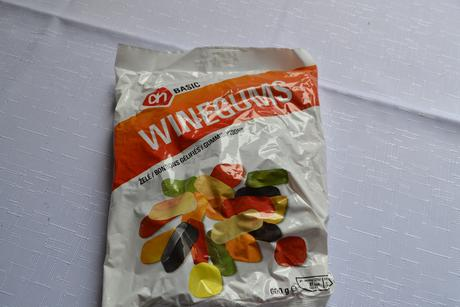 Želé bonbony Candy Bar 600g,