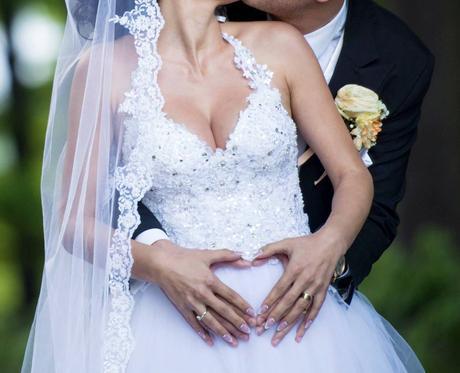 Luxusné svadobné šaty, 37