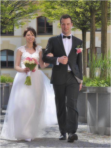 Predám svadobné šaty, 38