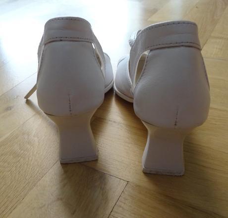 Svatební (společenské) boty vel.36-37, 36
