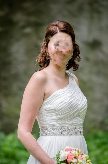 Antické svatební šaty Morilee vel.36-40, 40