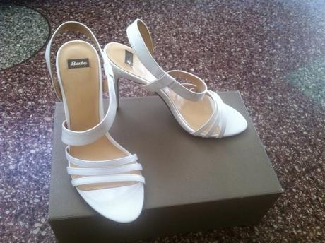 Sandálky Baťa, 39