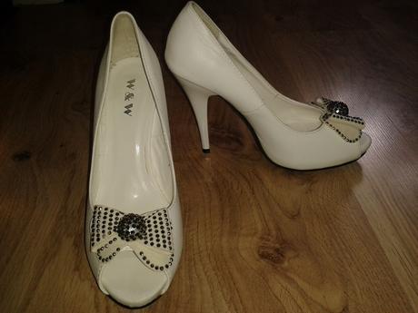 Biele topánky, 37
