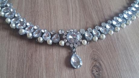 Vintage náhrdelník,