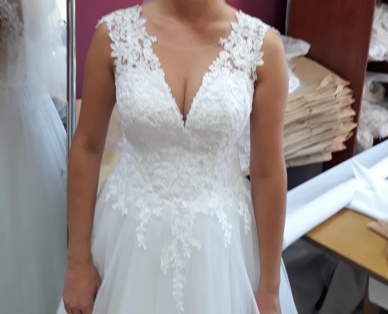 d4802d7233e1 Svadobné šaty