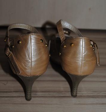 Zlaté střevíčky vel.37, 37