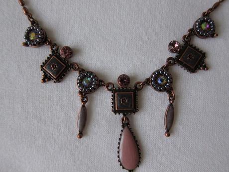 Sada Orient - náhrdelík a náušnic,