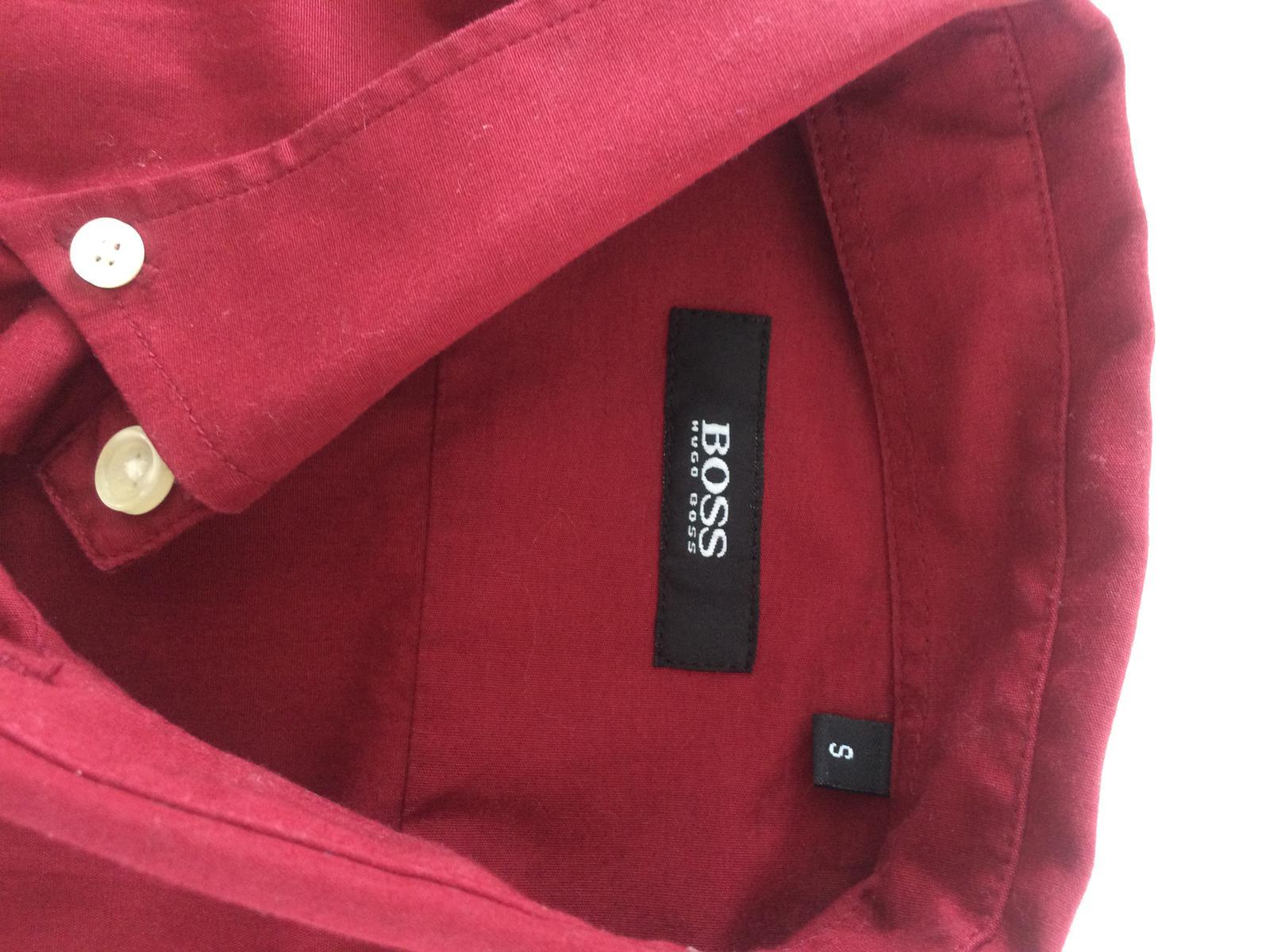 5d1ab3d46f Hugo boss pánska košeľa