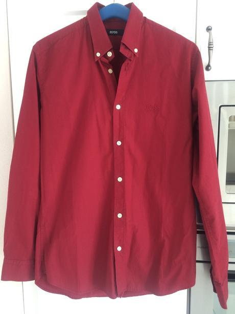 Hugo Boss pánska košeľa, 38