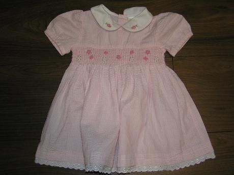Šaty na 3/6 mes, zn. Baby Mac, 68