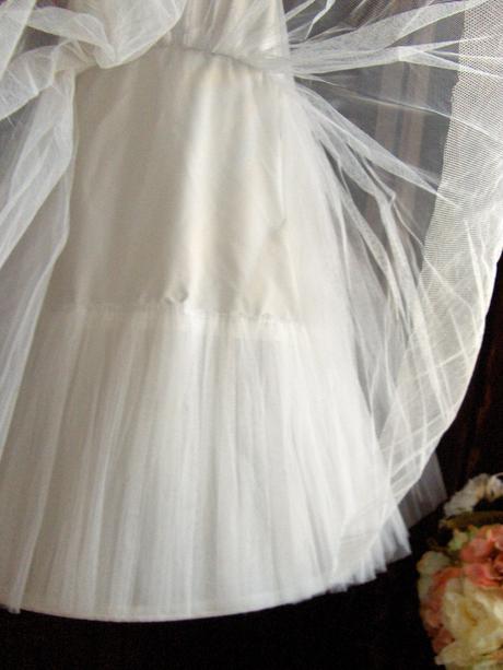 Svadobné šaty 44-46-48, 46