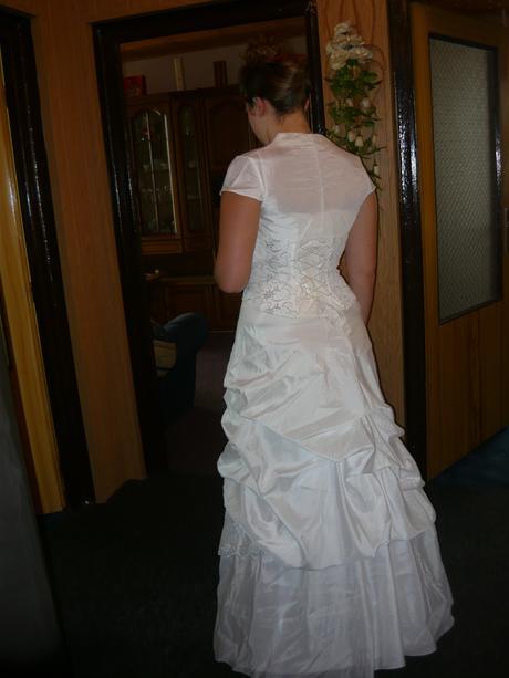 Svatební šaty 40-42, 42