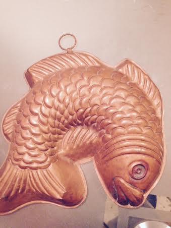 Medená ryba,