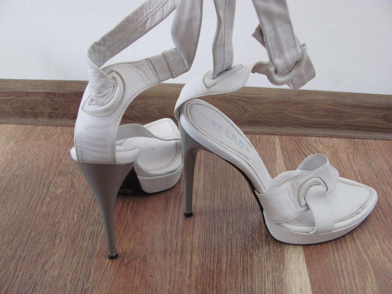 0361930f9bf3 Luxusné značkové talianske topánky dibrera - 37