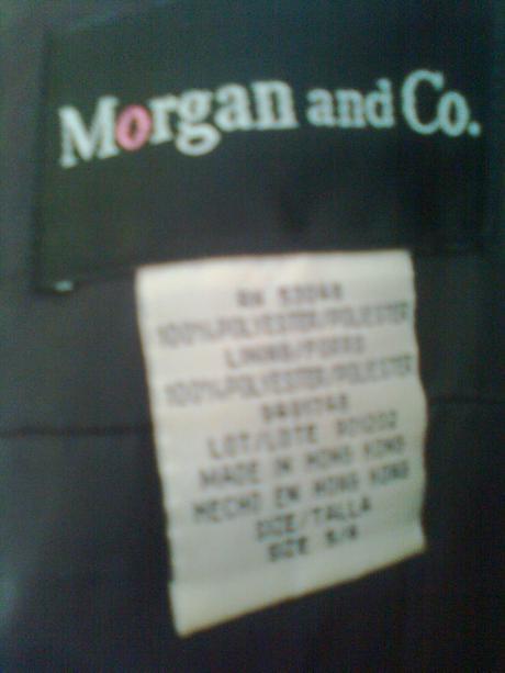 Spoločenske šaty zn. Morgan, 38
