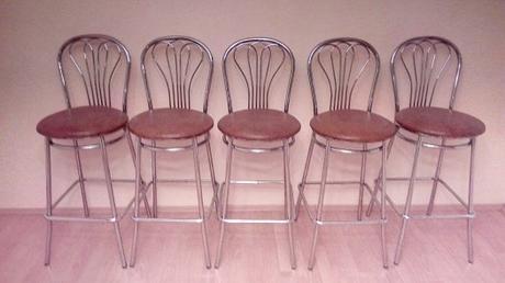 Barové stoličky,