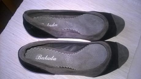 Elegantní nadčasové boty na klínku Balada, 37