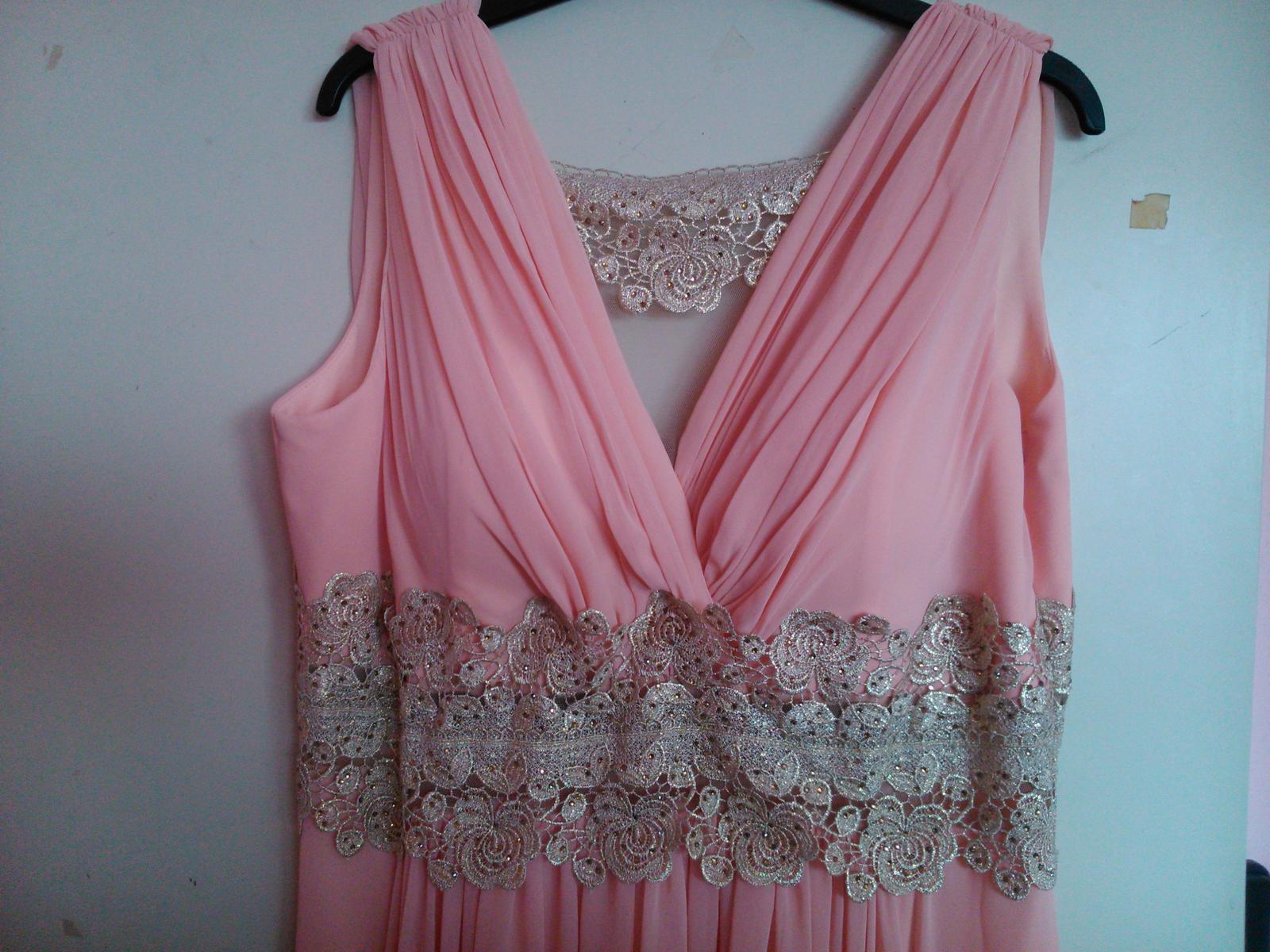 85e20ab2708 Svatební nebo společenské šaty