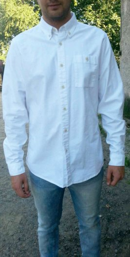 pánska košeľa ASOS, 38