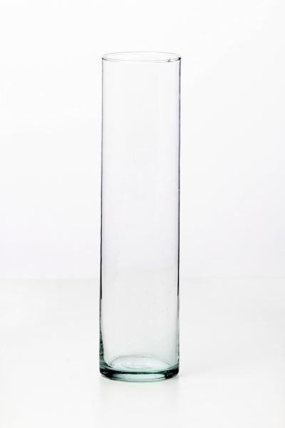 Váza valec, výška 70 cm,