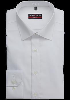 Košeľa Marvelis Body Fit biela, 38