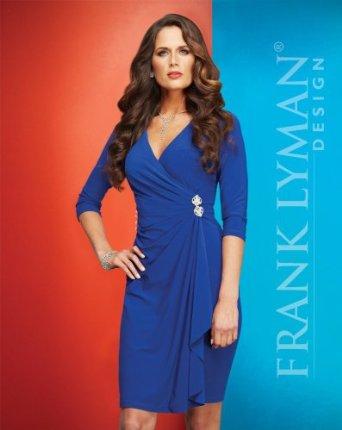 Spoločenské šaty Frank Lyman, 46