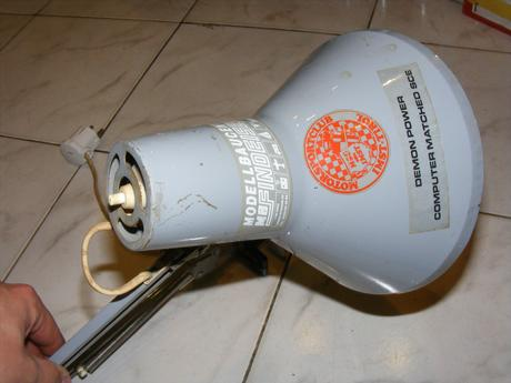 industrial lampa,