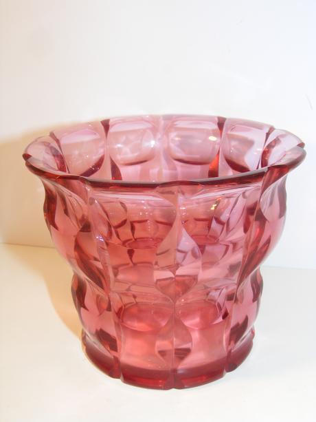 váza Moser,