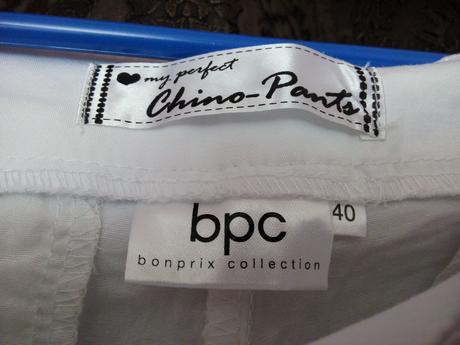 Bílé kalhoty, 40