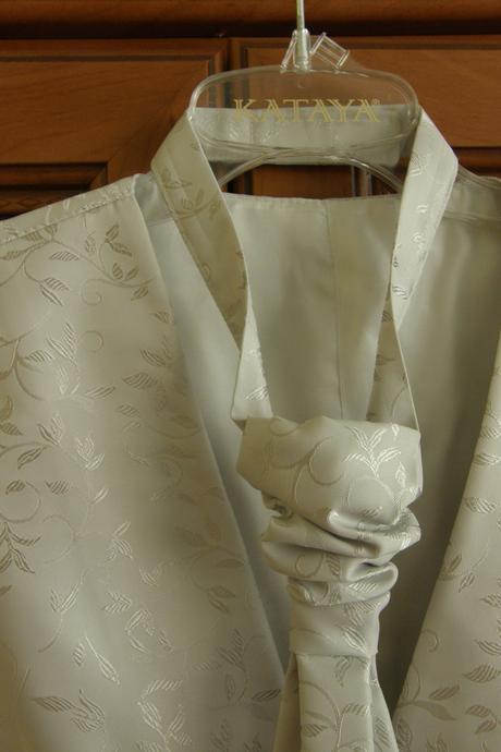 svadobná vesta a francúzska kravata, 52
