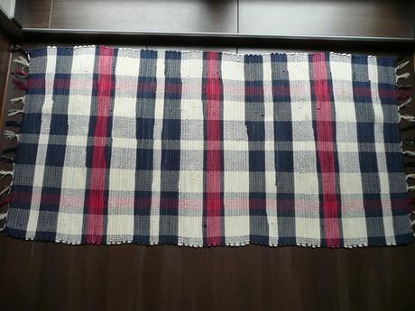 Tkany behun koberec 70x140 cm ,