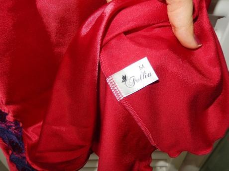 Luxusní dámská košilka, M