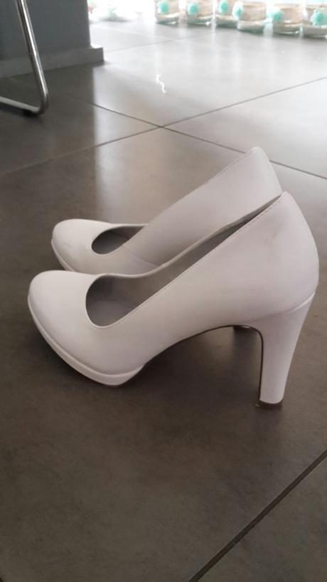 Svatební boty Tamaris - 39, 39