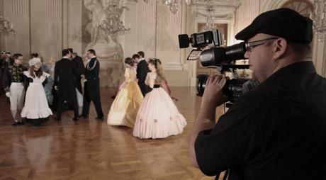 natáčení svatebních dnů,