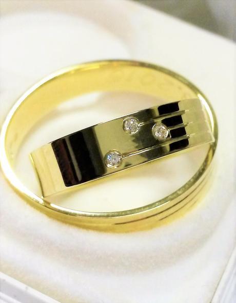 Snubní prsten Benet 867,
