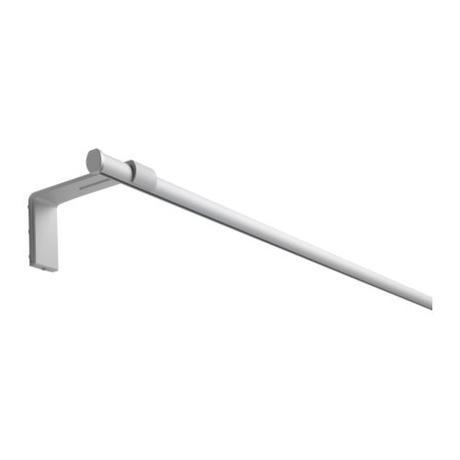 Garníža-Koľajnička, hliníková Kvartal Ikea - 1ks,