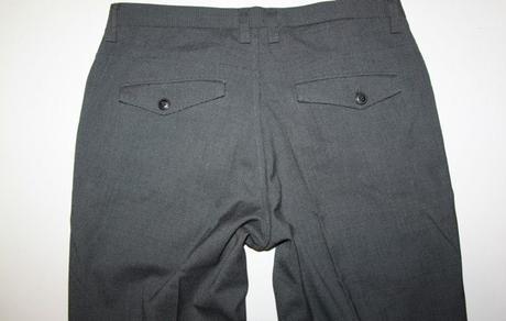 Pánske elegantné nohavice Next M  - nepoužité, M