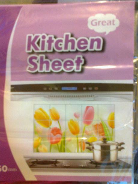 nálepky na obkladačky do kuchyne ,
