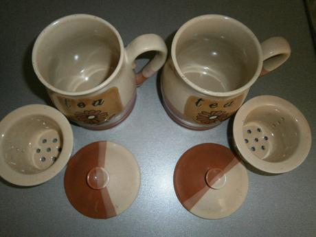 Šialky na čaj .,