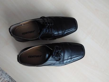 Topánky k obleku, 40
