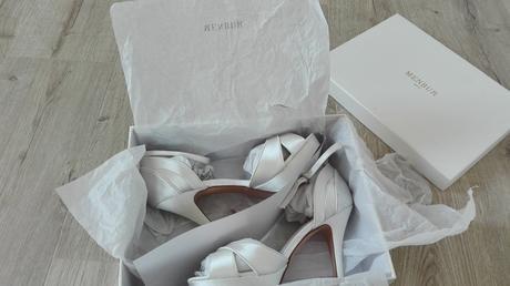 Svadobné topánky Menbur, 38